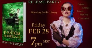 Launch Party Feb 28